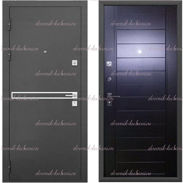 популярные входные двери с толщиной 2мм