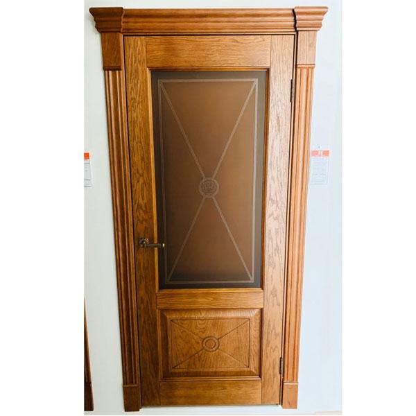 Качественные межкомнатные двери с натуральным шпоном в Ялте.