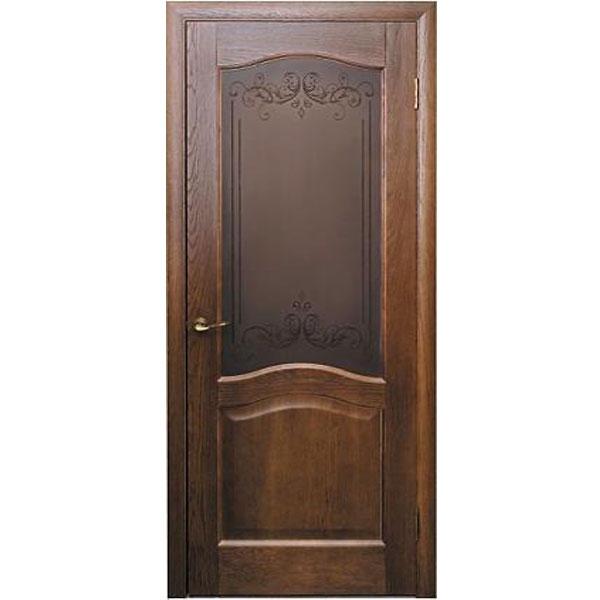Двери натуральный шпон дуба в Ялте и Крыму.